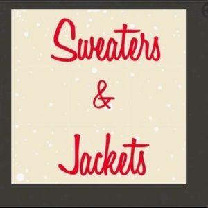 ❤️ 50% OFF ❤️ SALE SWEATER. &. JACKET. &. COATS